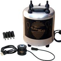 Inflador De Balões Com Pedal, 220 V, Compressor, Bexigas