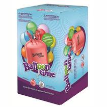 Botijão De Gás Hélio Para Encher Até 30 Balões - 1 Unidade