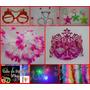 Kit Adereços Festa 15 Anos 360 Itens 150 Pessoas+ Frete Zero