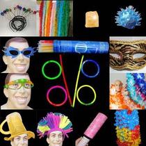 Kit Festa Para 50 A 100 Pessoas-brinde Lança Confete Grande