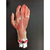 Acessorio Fantasia Halloween Mão Terror