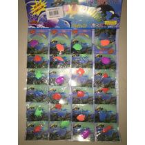 Kit 24 Peixes Cresce Na Água Sem Ovo