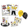 Kit Aniversario Simpsons Corinthians Painel Giga + Kit + Bal