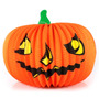 Abóbora Enfeite De Papel Halloween