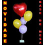 1 Suporte Para Balões,5 Varetas Para Bexigas Que Imitam Gás