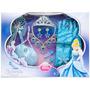 Kit Acessórios Infantil Princesa Cinderela Grande. Rubies.