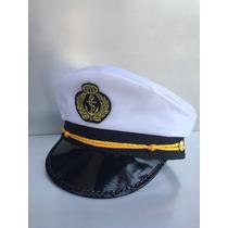 Chapeu Quepe Marinheiro Fantasia