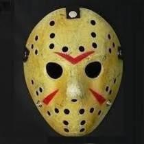 Jason Voorhess Com Facão Mascara Importada Material Pvc
