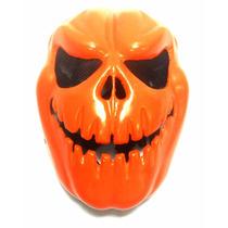Máscara Caveira Skull Halloween Abóbora Fantasia Terror