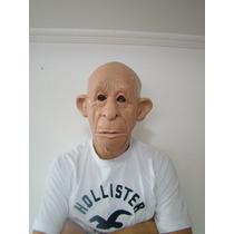 Máscara Espuma Latex Realista Velho Símio Planeta Macacos