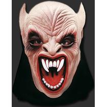 Máscara Diabo Capeta Gárgula - Terror Halloween Carnaval