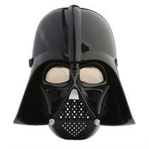 Máscara Darth Vader Adulto Star Wars Vilão Tropper