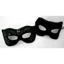 Mascara Luxo Gala Romeu Julieta Black Sem Plumas Festa