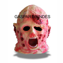 Máscara Mumia - Freddy Krueger - Haloween - Terror Carnaval