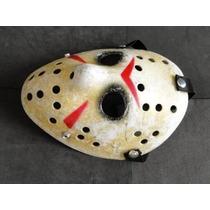 Mascara Jason X Freddy Material Pvc Importado Cosplay Sword