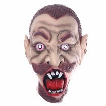 Máscara De Monstro Látex Cosplay Terror Halloween Carnaval