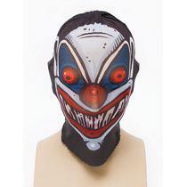 Máscara Do Palhaço - Adulto Tattoo Net Cara Assustador Do