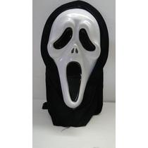 Máscara Pânico Com Capuz De Pano - Tamanho Único