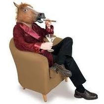 Cabeça De Cavalo Mascara Fantasia Cosplay