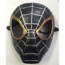 Máscara Homem Aranha Preto