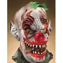 Máscara Palhaço Assassino Importada Látex - Pronta Entrega