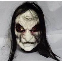 Máscara Terror Fantasma Hallowen Fantasia Cosplay P. Entrega