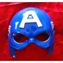 Máscara Capitão América. A Pronta Entrega.