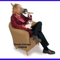 Mascara De Cavalo - Cabeça De Cavalo Fantasia Pronta Entrega