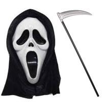 Máscara Pânico Terror Halloween