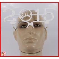 Óculos De Ano Novo - Feliz 2015 Reveillon Branco 20 Unidades