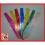 Kit 20 Gravatas Coloridas Para Festas E Casamentos