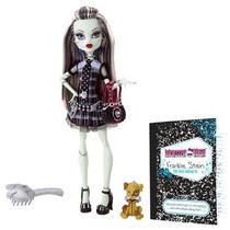 Boneca Monster High Original Frankie Stein No Rj