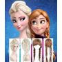 Kit 2 Perucas Frozen Cosplay Elsa + Anna - Menor Preço