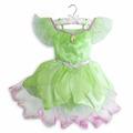 Fantasia Fada Sininho Disney Vestido 3 A 4 Anos Tinker Bell