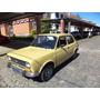 Fiat 147 De Coleção Placa Preta