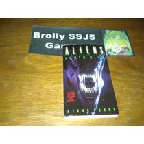 Aliens - Earth Hive - Steve Perry - Livro Novo