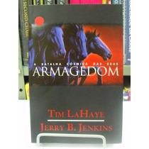 Livro - A Batalha Cósmica Das Eras - Armagedom