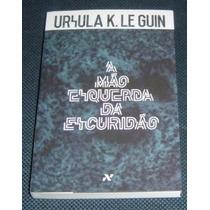 A Mão Esquerda Da Escuridão Ursula K.le Guin Livro Novo
