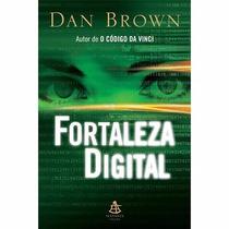 Livro Fortaleza Digital - Dan Brown Novo