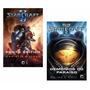 Livros Starcraft Ii - Ponto Crítico E Demônios Do Paraíso !