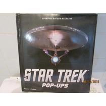 Livro Star Trek Pop-ups Importado Único No Mercado Livre!