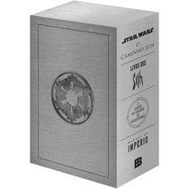 Livro - Box Star Wars ( 4 Volumes) Capa Dura