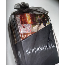 Box Supernatural - Kit Com 05 Livros