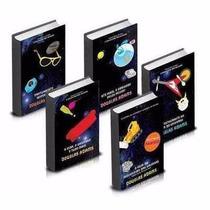 Coleção Mochileiro Das Galáxias 5 Volumes Novo E Lacrado
