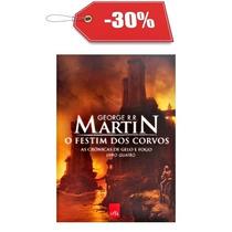 Livro - O Festim Dos Corvos - As Crônicas De Gelo E Fogo
