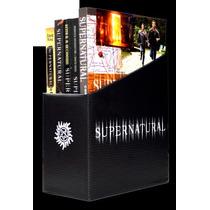 Box Supernatural - Kit Com 05 Livros