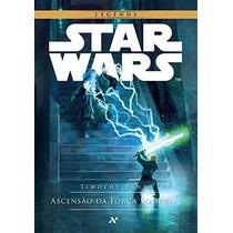 Star Wars Ascensão Da Força Sombria Livro Timothy Zahn