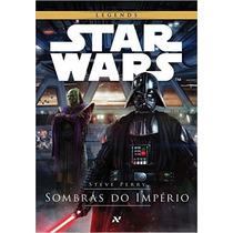 Star Wars Sombras Do Império Livro Frete 8 Reais
