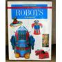 Livro Robos Robot Japones Lata 1950 Tin Toy Coleção Kitahara