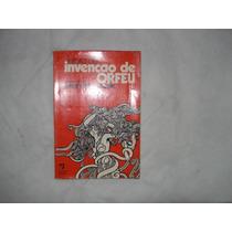 Livro - Leitura De Invenção De Orfeu - Direce Côrtes Riedel